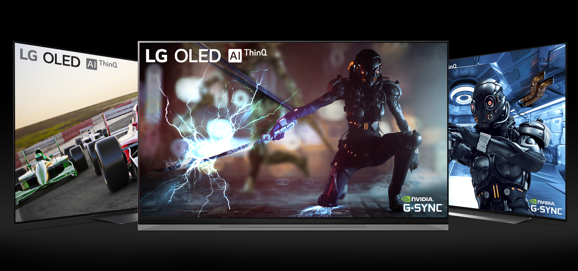 G-SYNC Compatible Now Available On LG 2019 4K OLED TVs, For