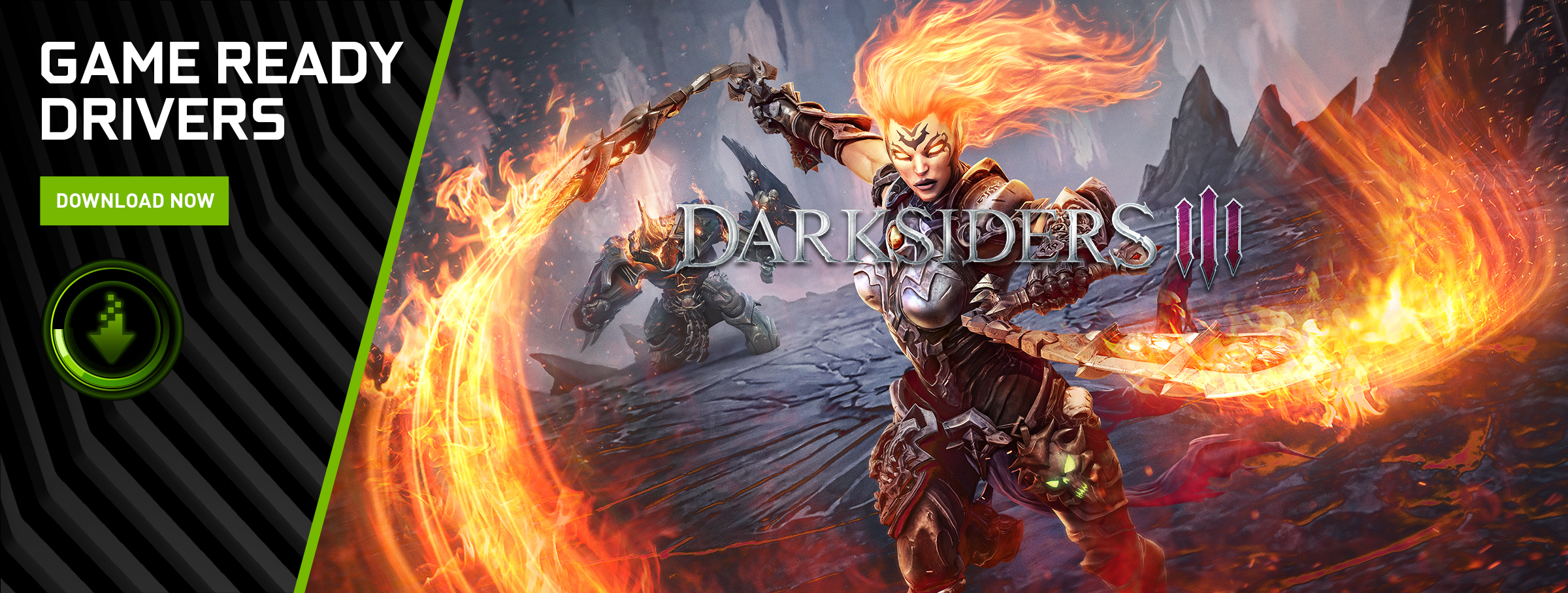 Darksiders III Game Ready Driver Released