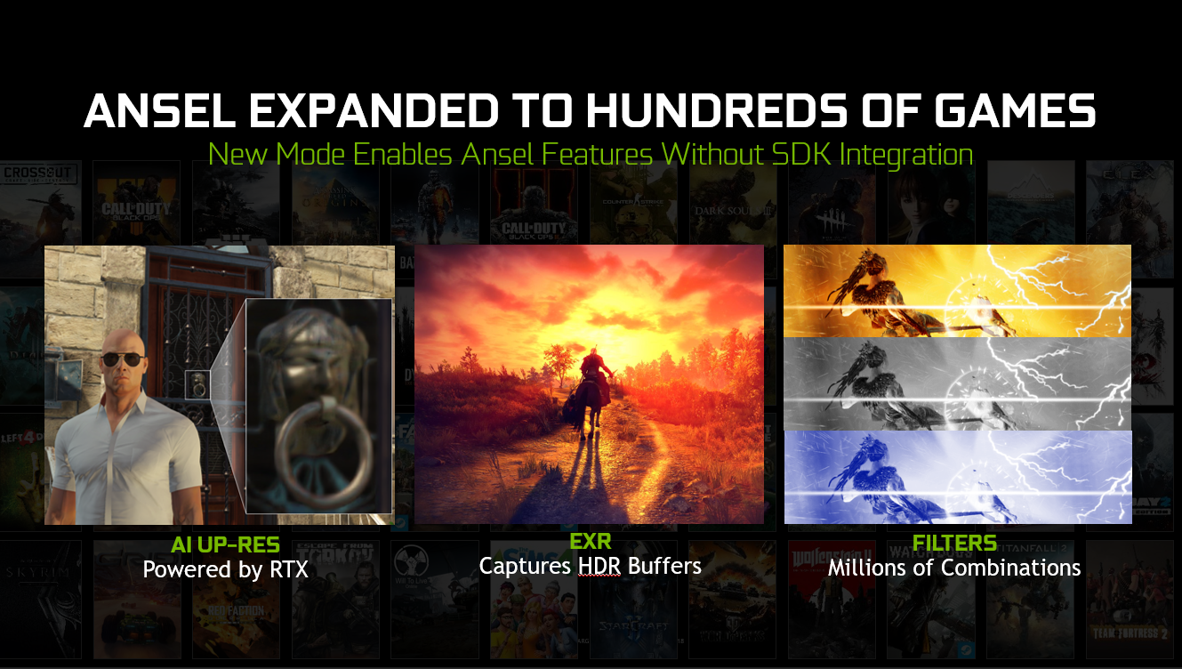 GeForce Experience Adds New Creative Tools With NVIDIA Freestyle and