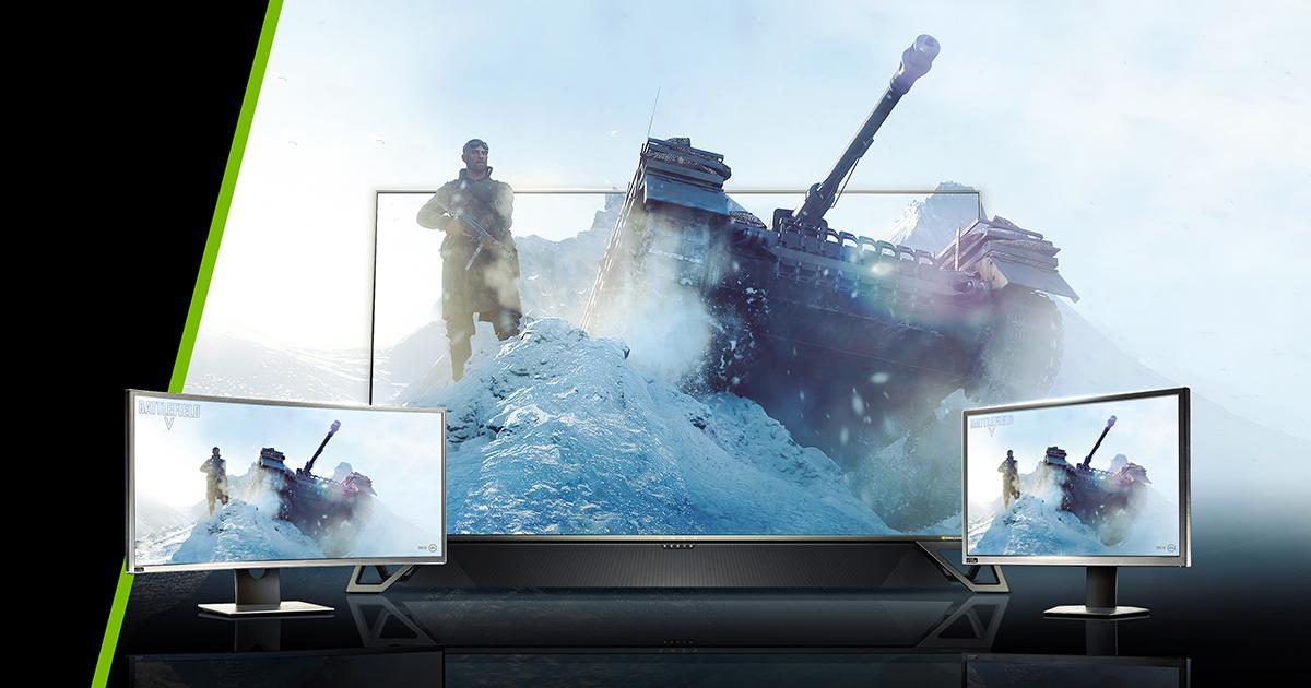 G-SYNC ULTIMATE Mini LED HDR Monitors Unveiled At Computex