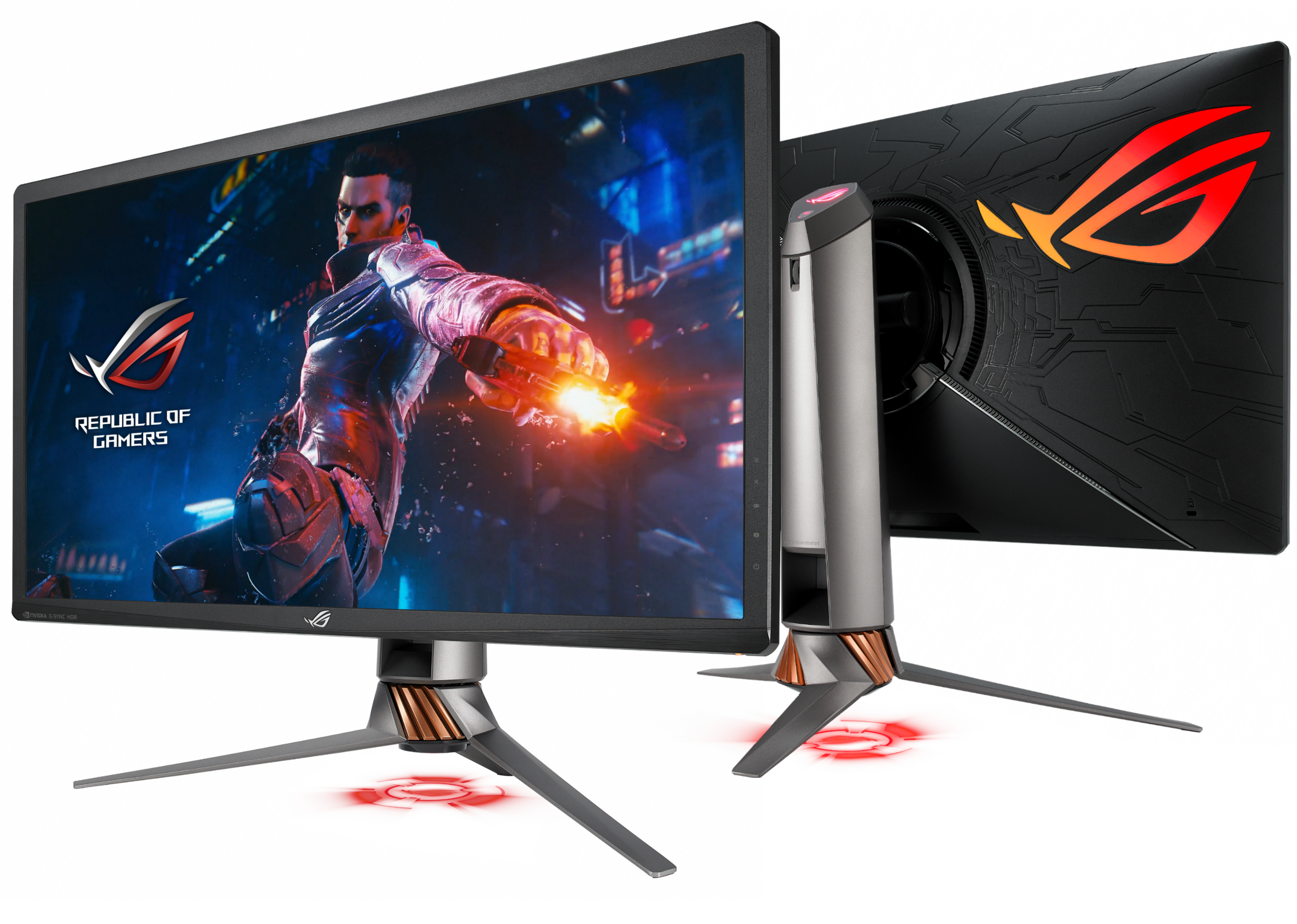 Best G Sync Monitor 2019 G SYNC ULTIMATE Mini LED HDR Monitors Unveiled At Computex 2019