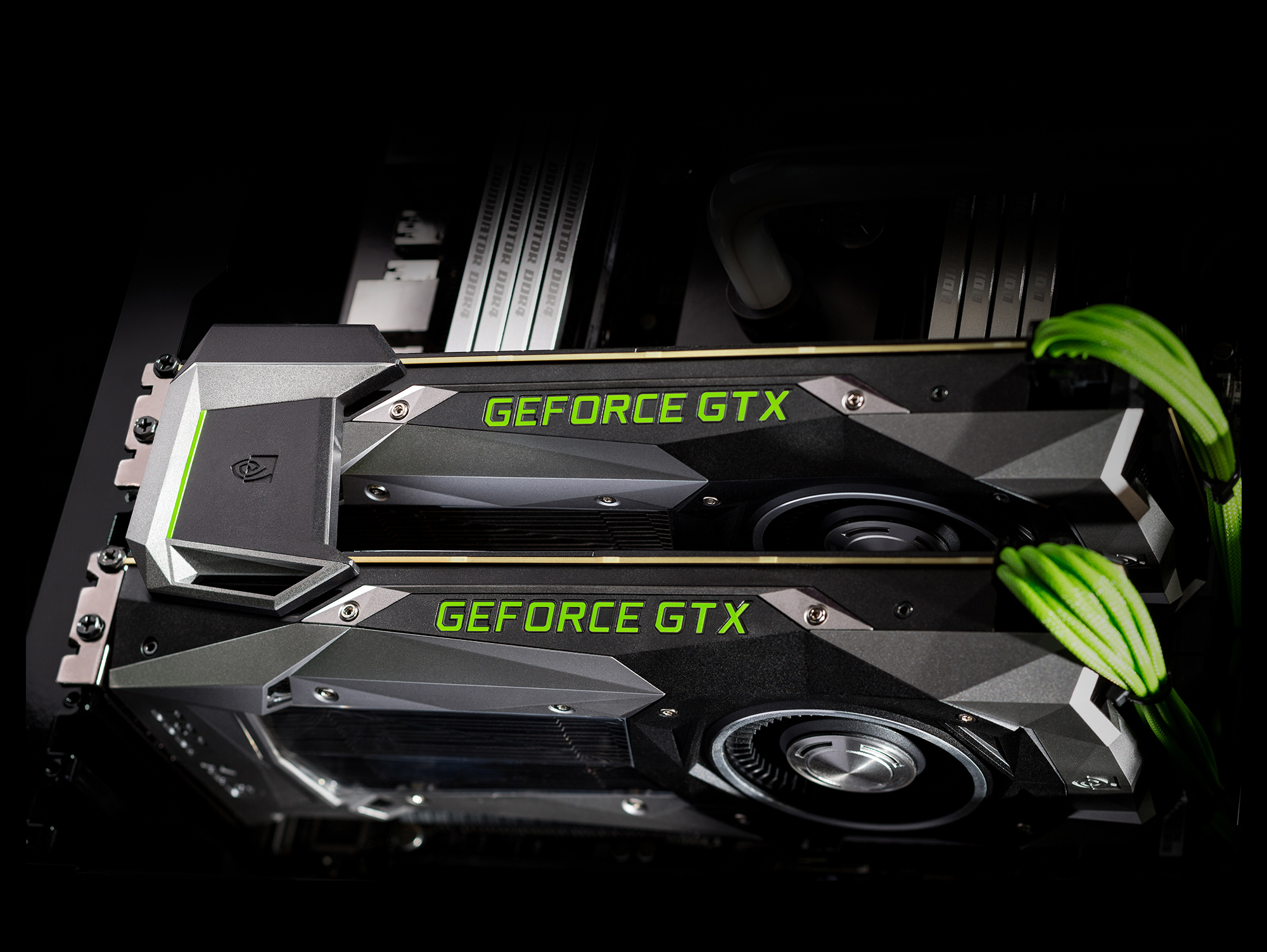 Introducing The GeForce GTX 1080: Gaming Perfected