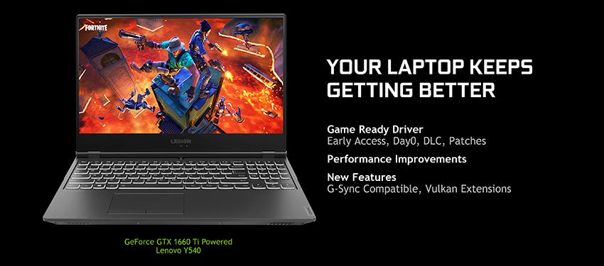 Geforce laptops