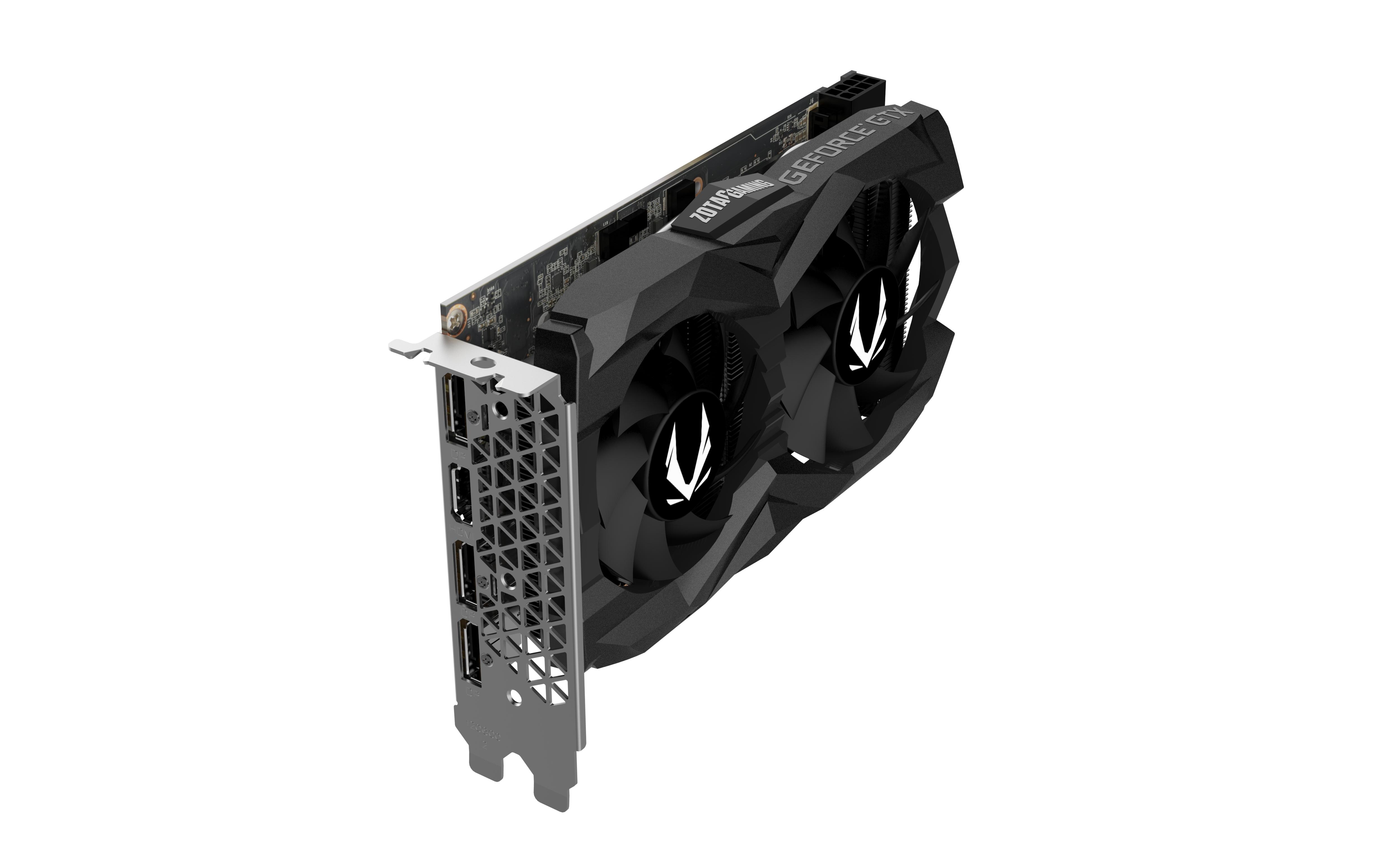 GeForce GTX 1660 Ti Roundup