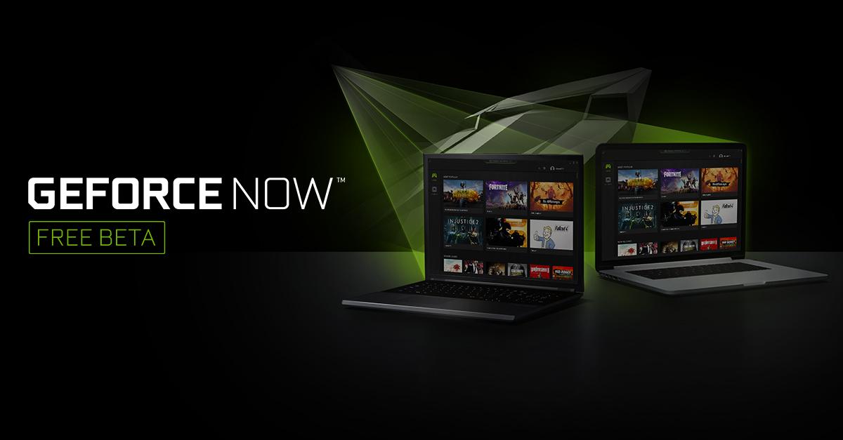 Geforce Now Cloud Gaming Pc Beta Begins