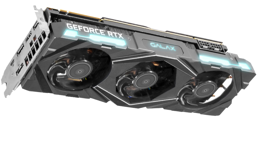 Image result for GALAX GeForce RTX 2080 Ti SG (1 Click OC) 11GB Graphic Card