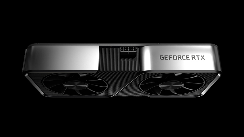 GeForce RTX 3070 Founders Edition Photo