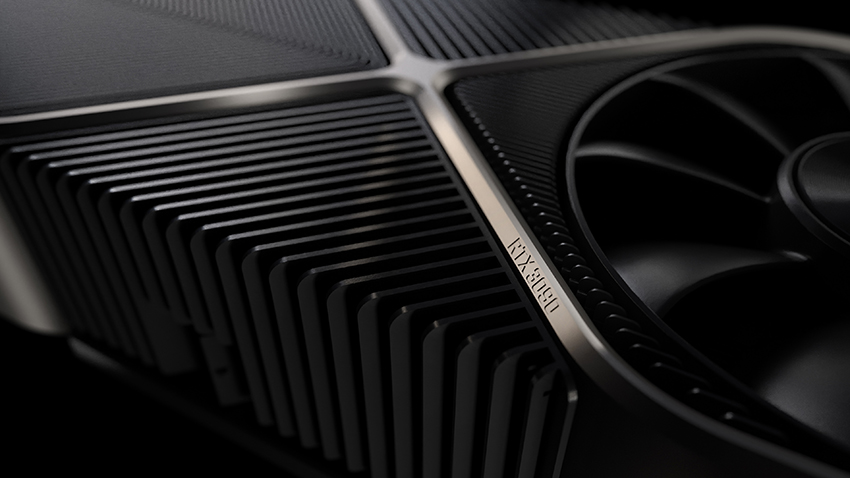 GeForce RTX 3090 Founders Edition Photo