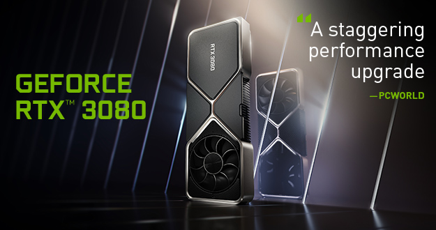 The GeForce RTX 3080 Is Out Now. Read The Reviews and Experience Gaming At Its Best