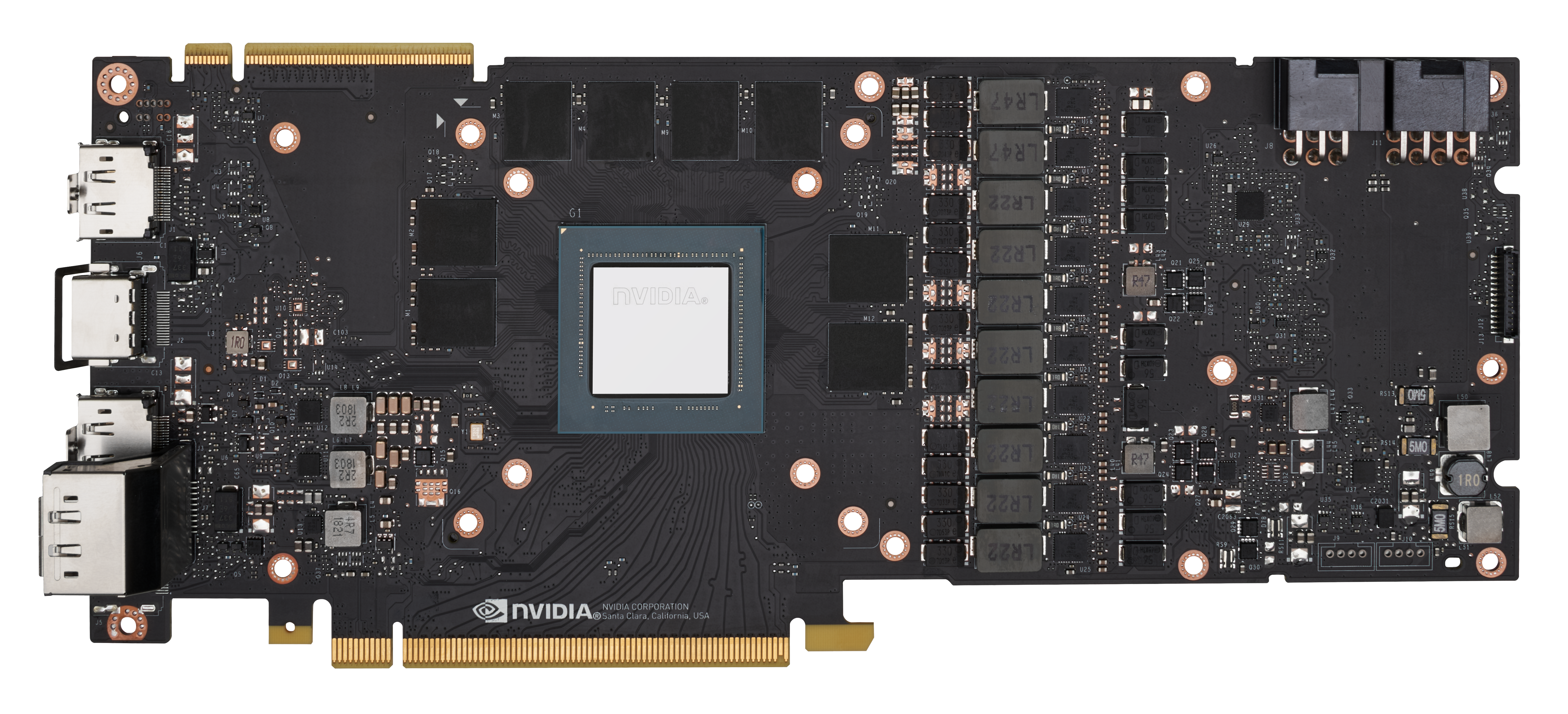 GeForce RTX Founders Edition Graphics Cards: Cool and Quiet, and