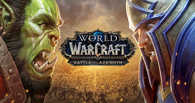 Newest Update for World of Warcraftsup®/sup: Battle for AzerothsupTM/sup Includes DirectX 12 Optimizations That Increase GeForce GPU Performance