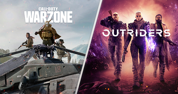 RTX Technologies, Including DLSS and Ray Tracing, Come To Call of Duty: Warzone, Outriders, Five Nights At Freddy's: Security Breach, The Medium, and More