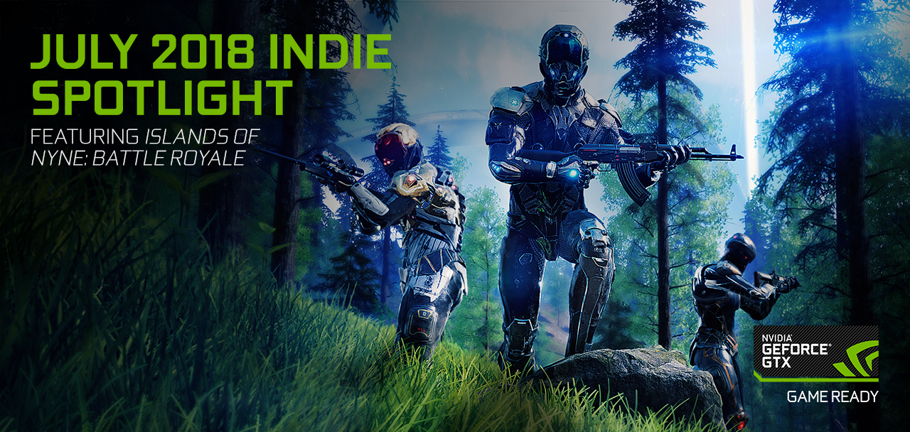 Indie Game Highlights for July