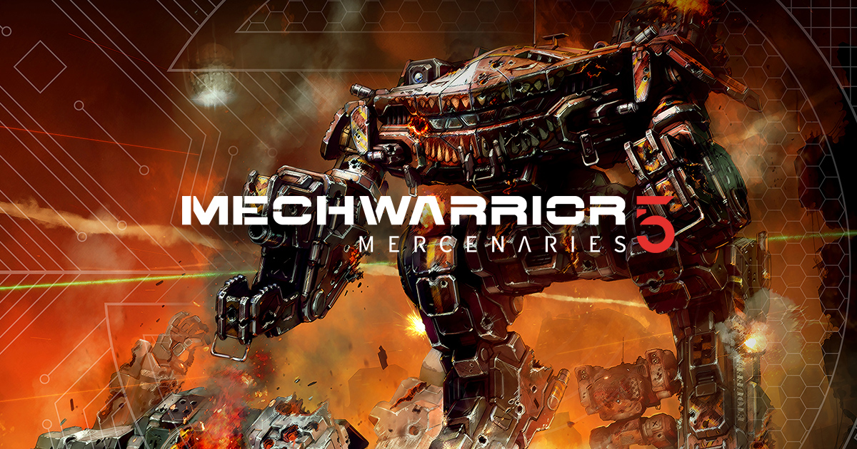 mechwarrior 5 update