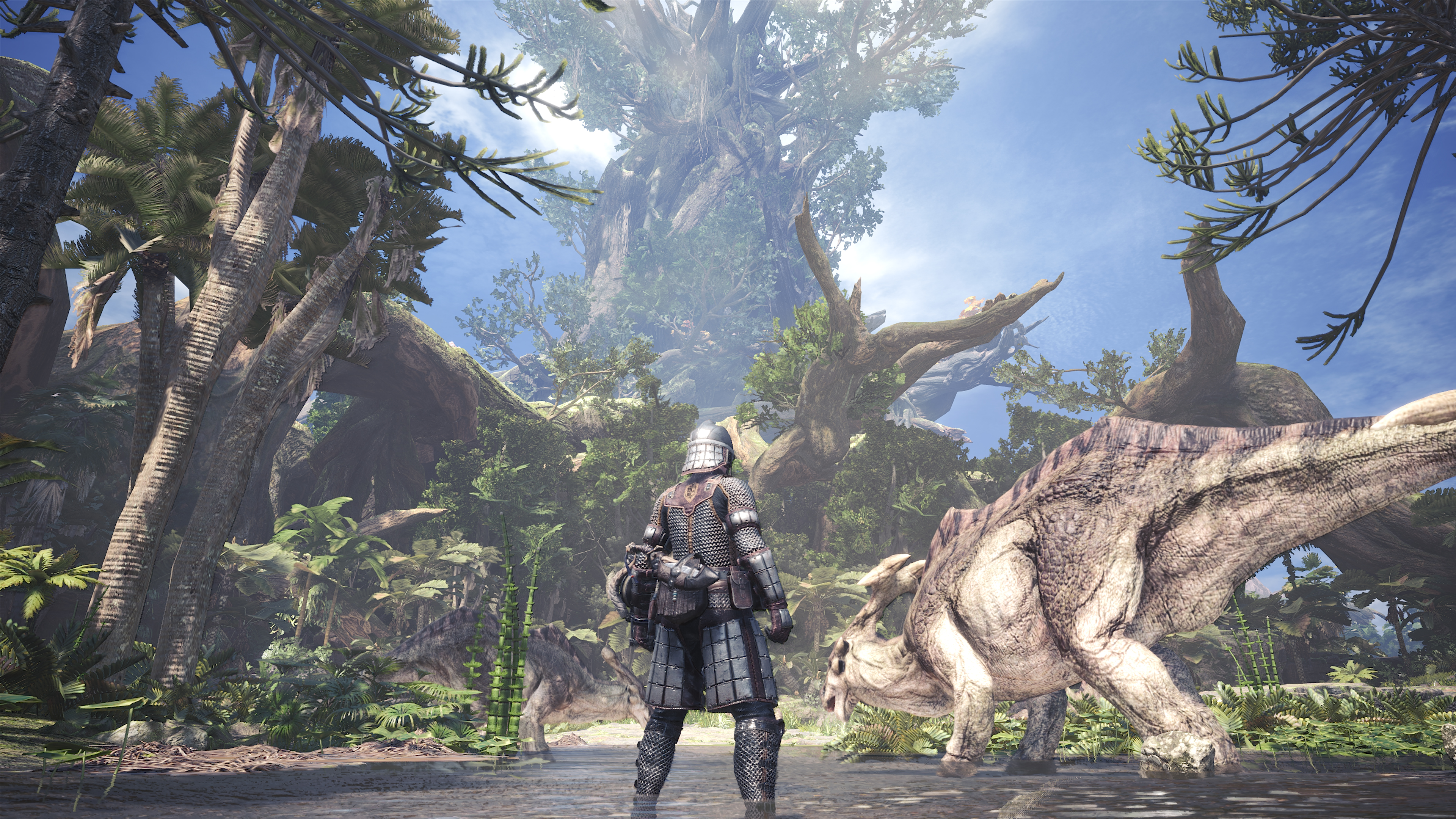 Monster Hunter: World Adding NVIDIA DLSS July 17th