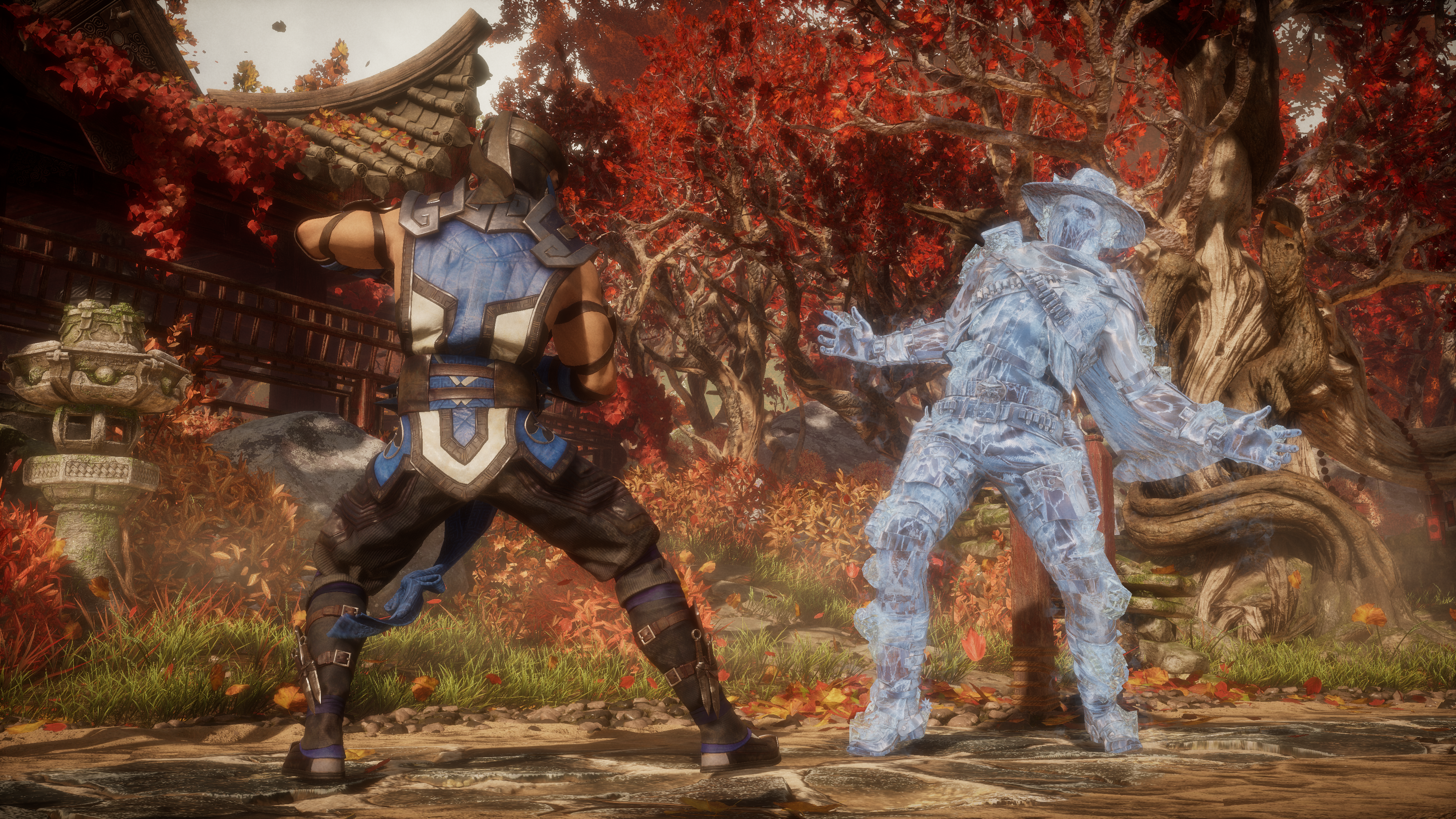 Mortal Kombat 11 Adds NVIDIA Ansel and Highlights On PC