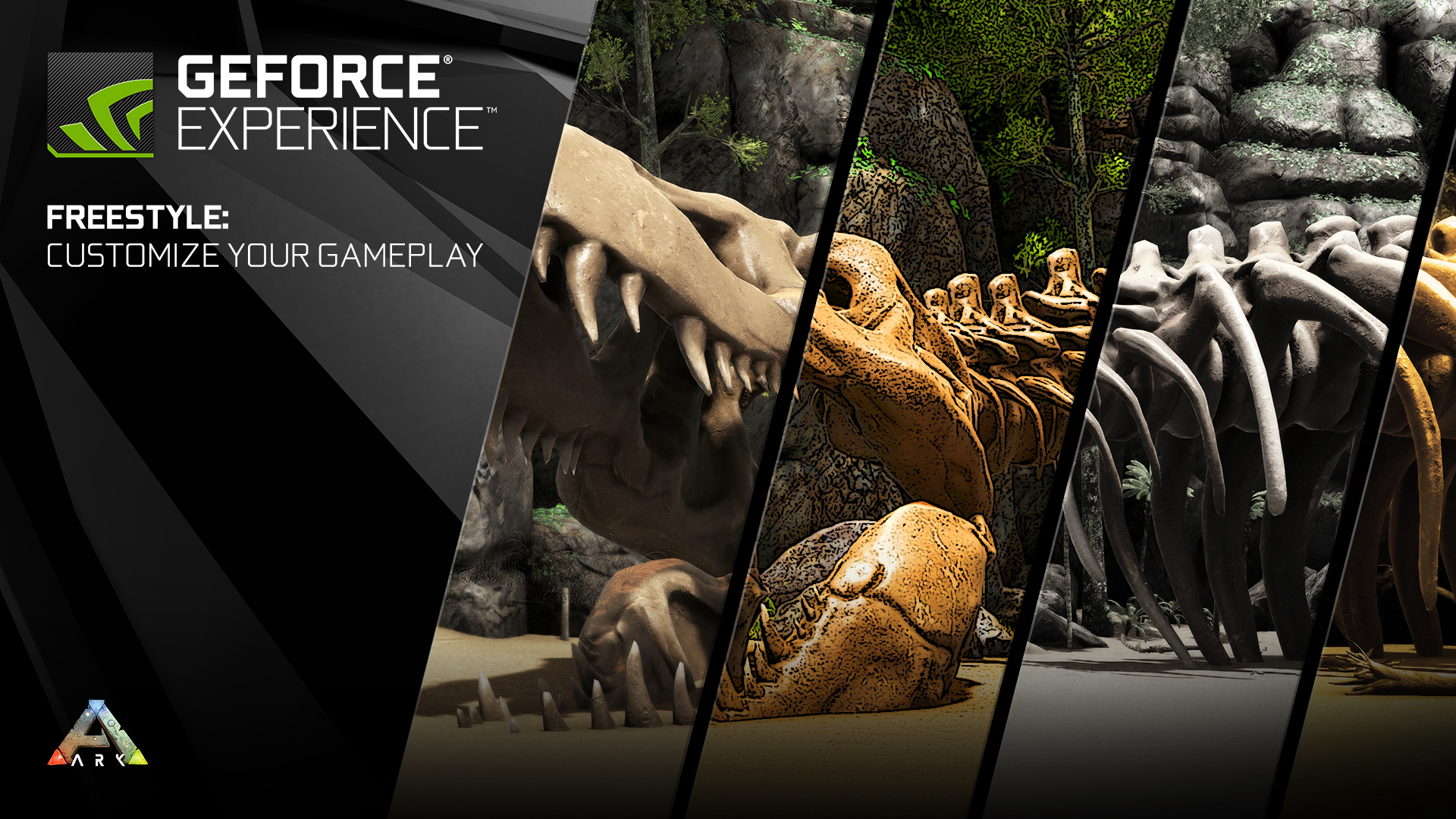 GeForce Experience At CES 2018: New Ways To Customize