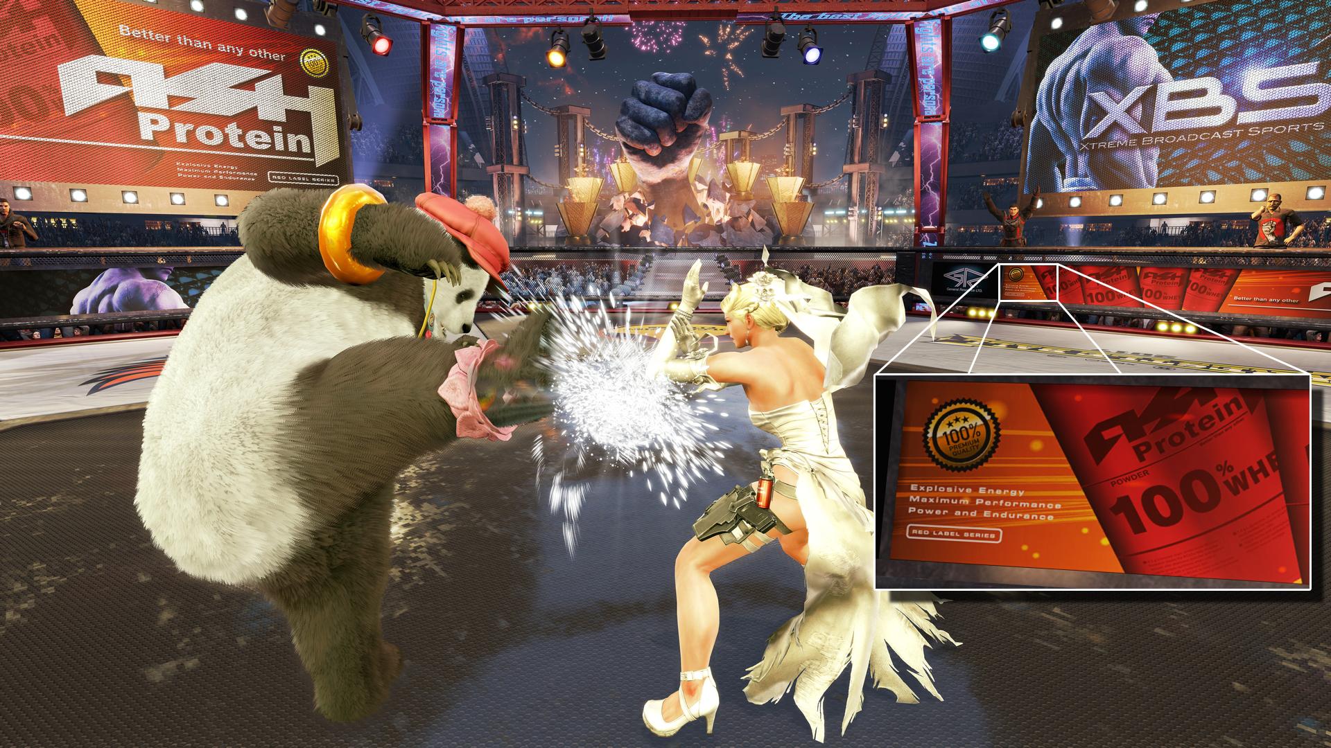 Tekken 7: Now With NVIDIA Ansel