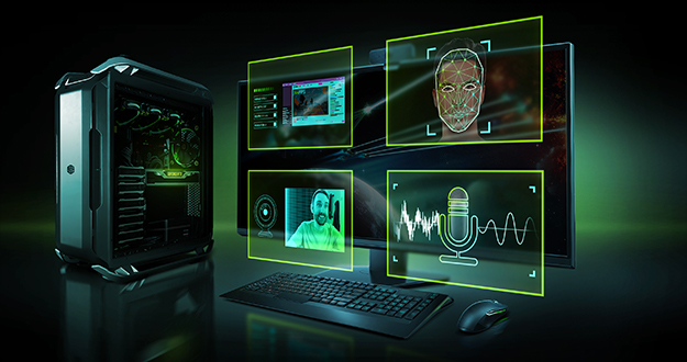 NVIDIA Broadcast Features Now Integrated Directly In Top Streaming Applications
