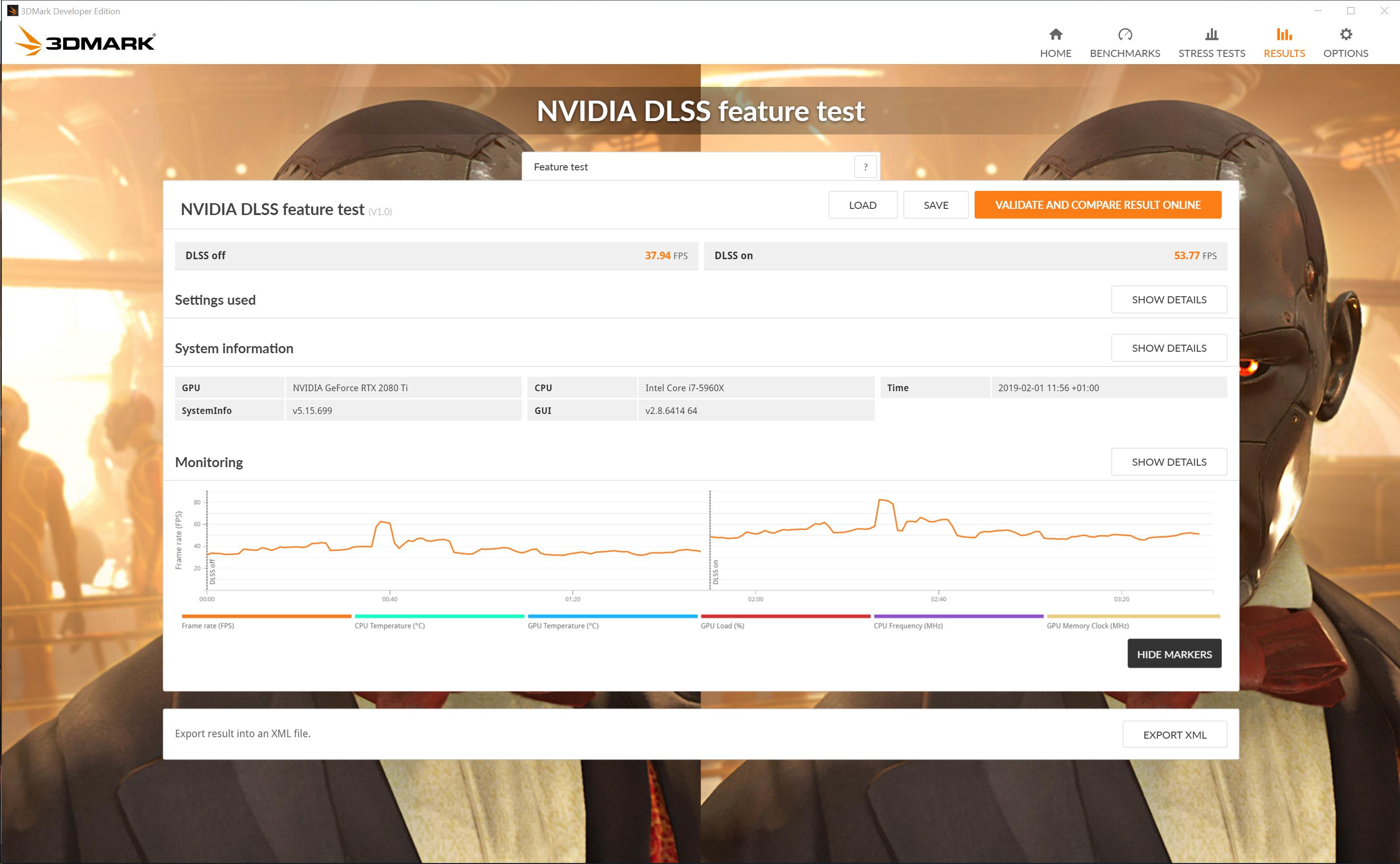 Port Royal Benchmark Adds NVIDIA DLSS For Improved Image