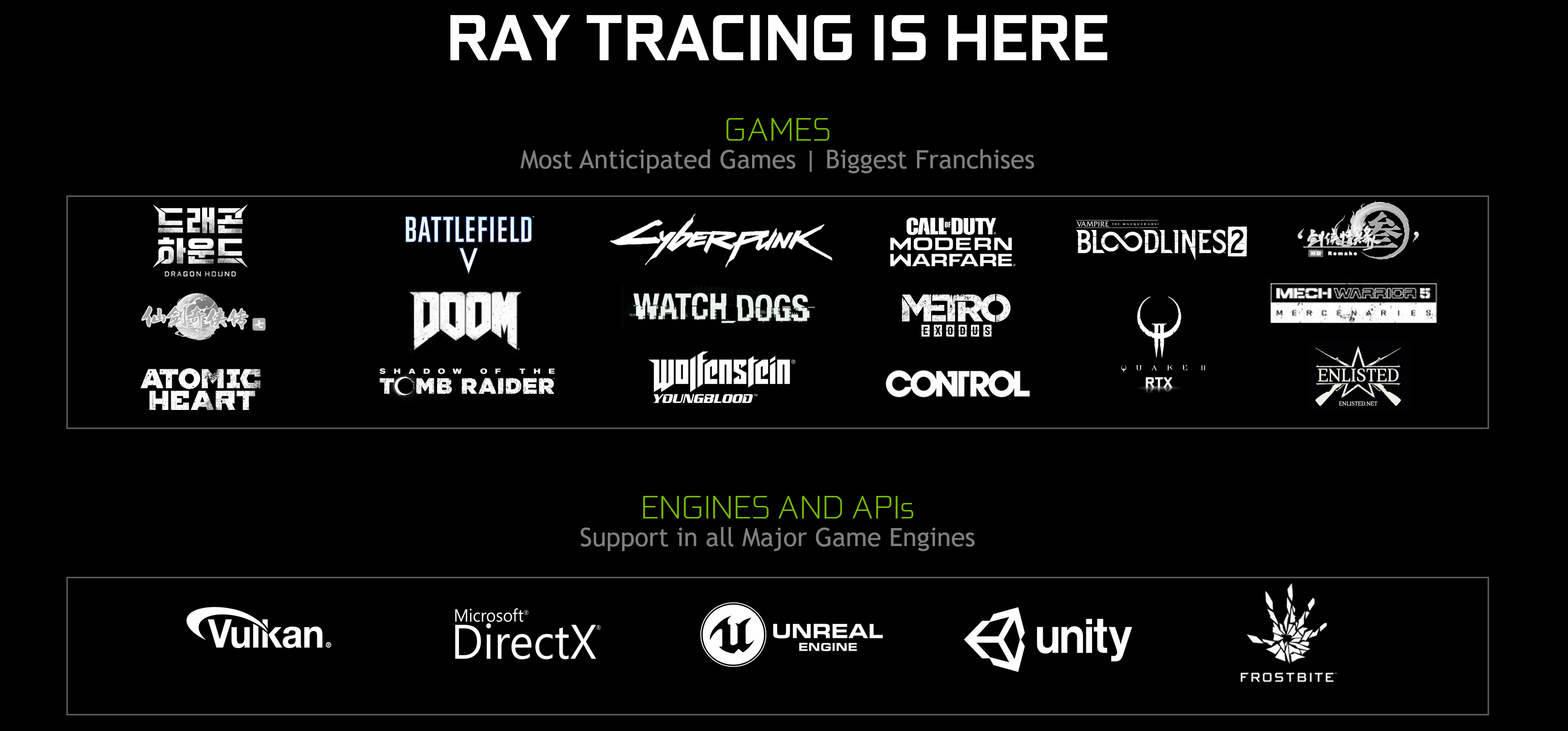 GeForce RTX 2070 SUPER and GeForce RTX 2060 SUPER Available