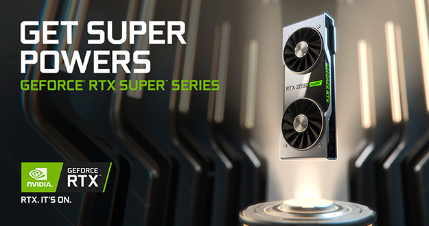 GeForce RTX 2070 SUPER and GeForce RTX 2060 SUPER Available Now: Best In Class Performance, Plus Ray Tracing