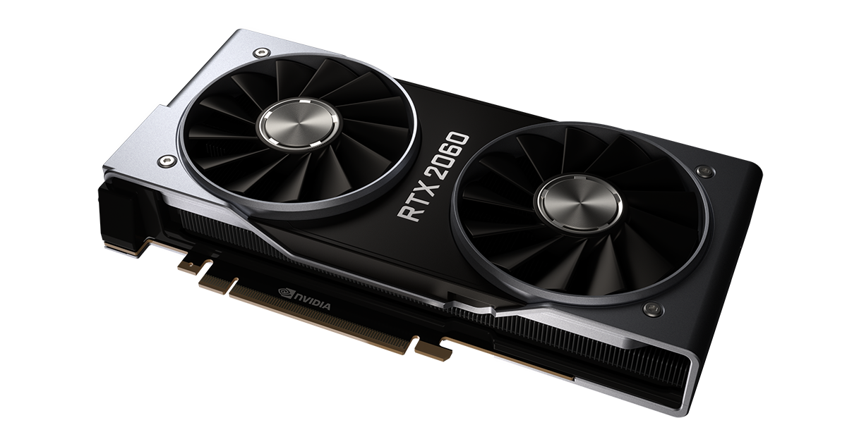 New Game Driver Introduces Support For RTX 2060 and G-SYNC