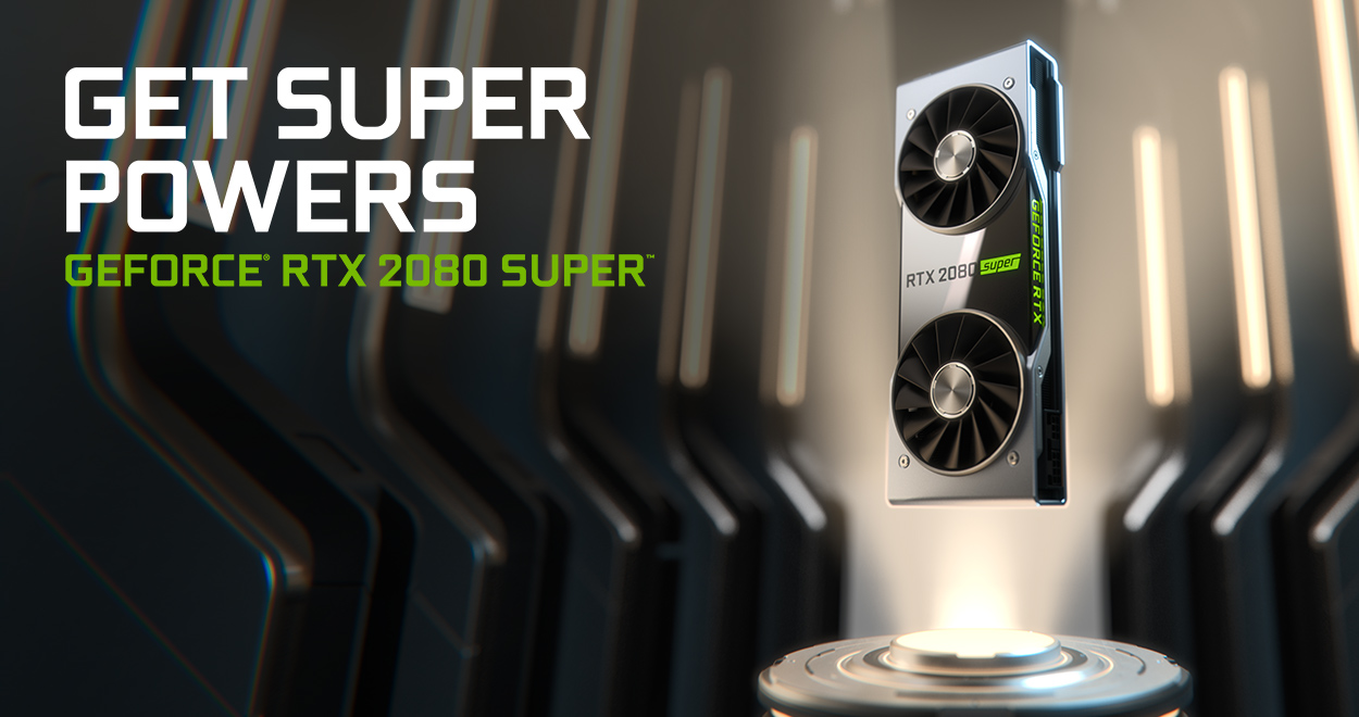 GeForce RTX 2080 SUPER Out Now: More Cores, Higher Clocks