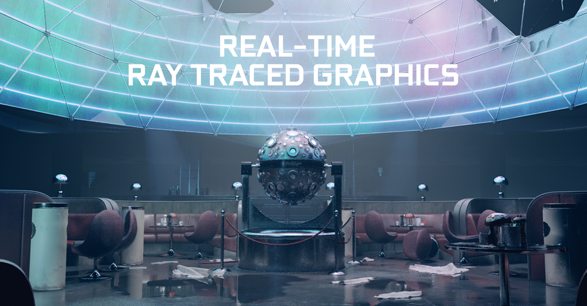 NVIDIA RTX Technology: Making Real-Time Ray Tracing A