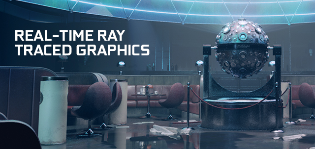 NVIDIA RTX Technology: Making Real-Time Ray Tracing A Reality For Games