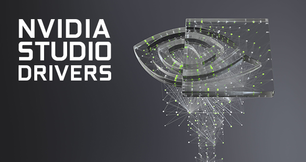 Latest NVIDIA Studio Driver Available Now: Supercharge Your Favorite Creative Apps