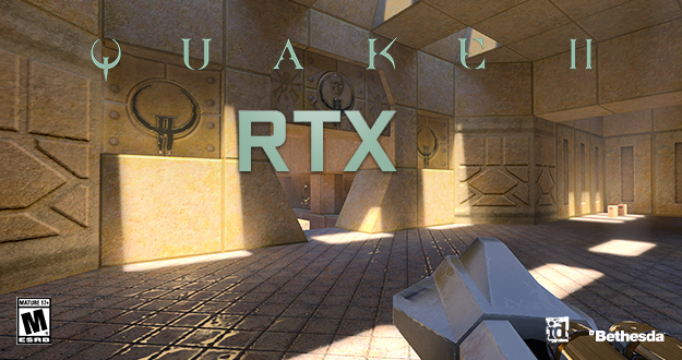 Quake II RTX Available Now: Download The Ray-Traced Remaster Of The Classic Quake II For Free
