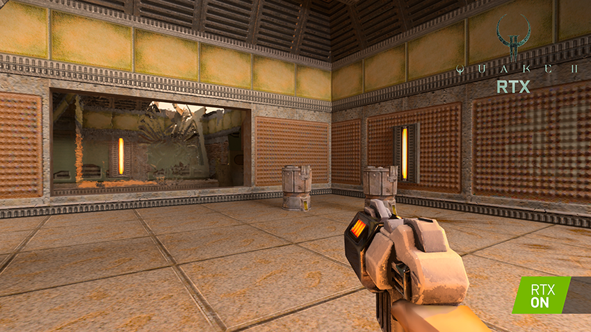 Quake II RTX Game Ready Driver Released  Also Includes Support For G