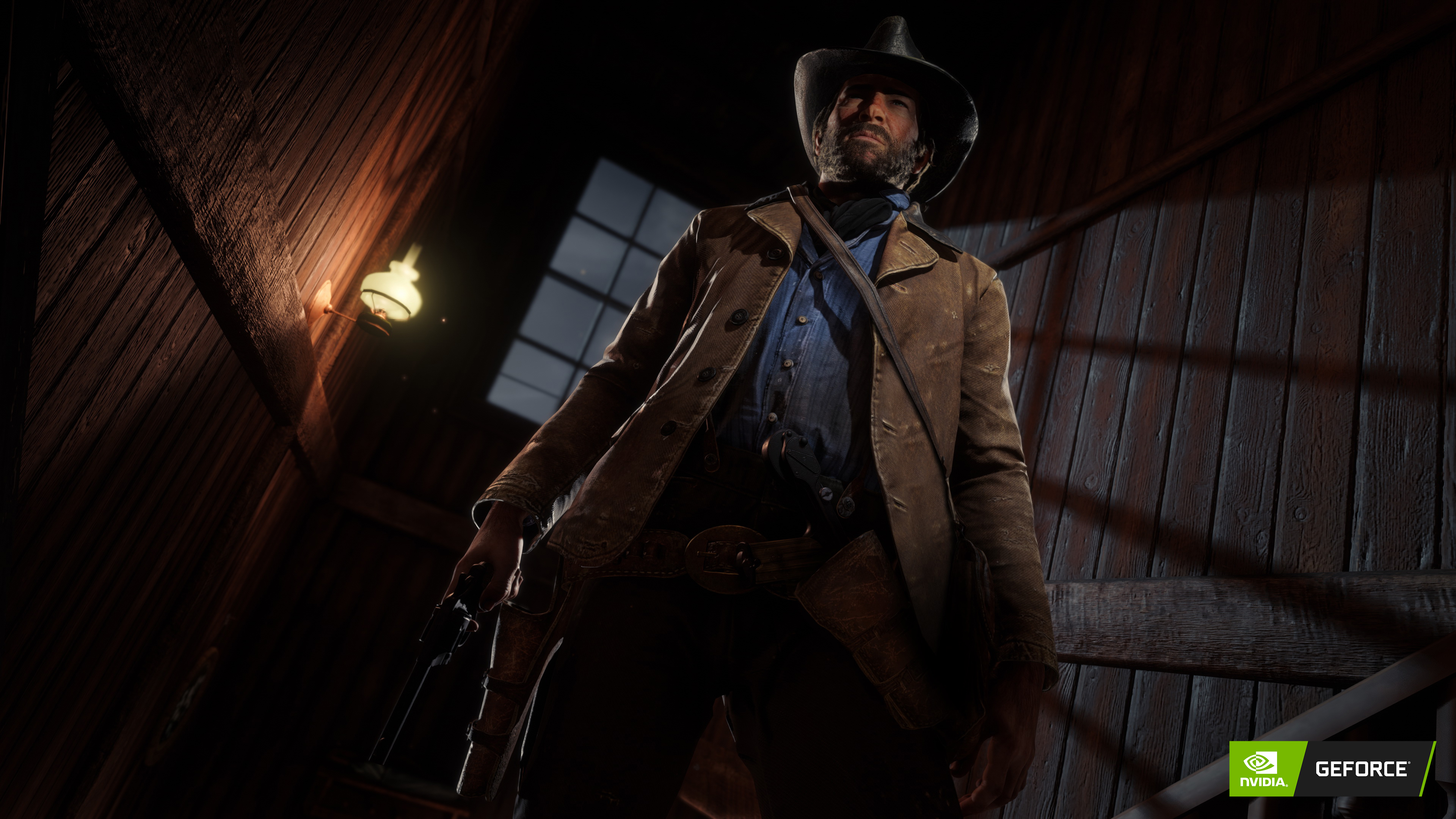 Red Dead Redemption 2 Nvidia S Recommended Gpus For 60 Fps