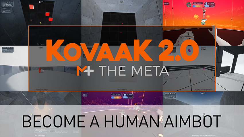 Train your aim with KovaaK 2.0
