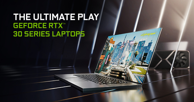 Ampere—NVIDIA's 2nd gen RTX architecture— Coming To Laptops January 26
