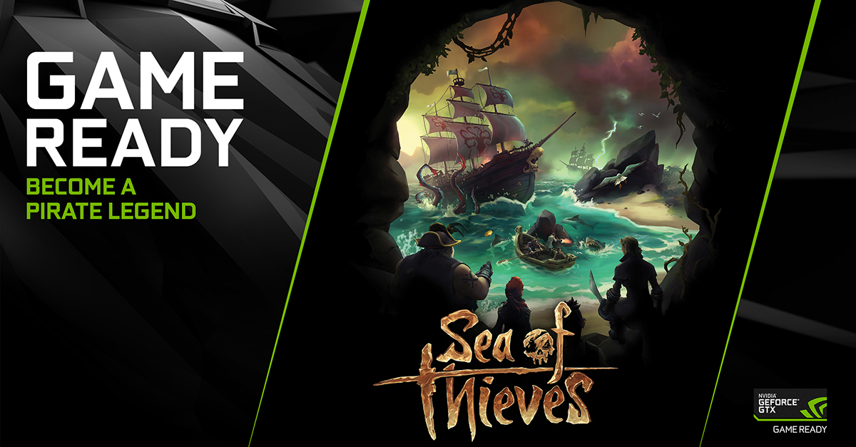 Sea of Thieves System Requirements Revealed: 1080p and 4K