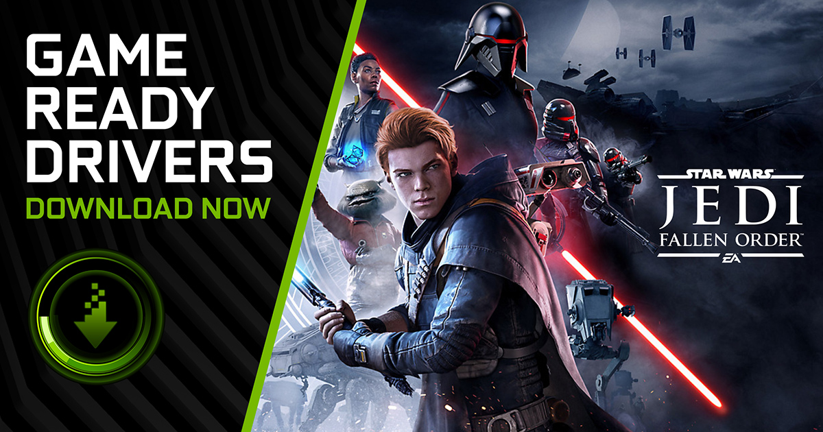 Star Wars Jedi: Fallen Order Game Ready Driver Released