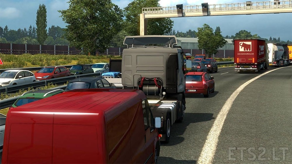 The Very Best Euro Truck Simulator 2 Mods
