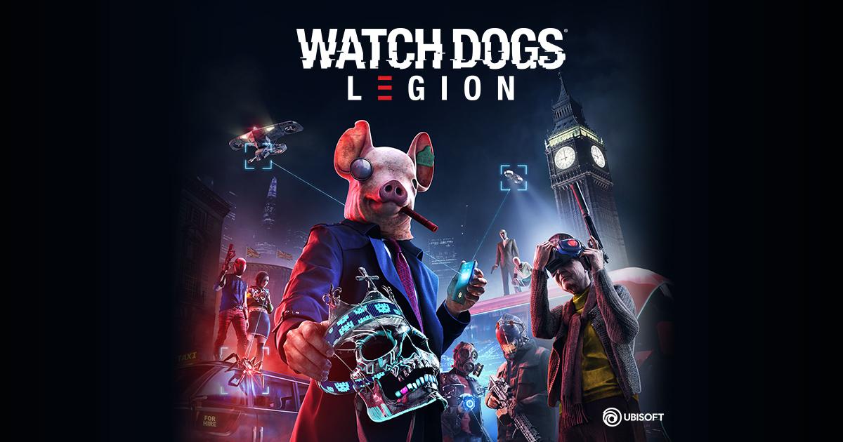 watch dogs: legion - photo #26
