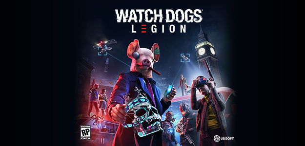 Watch Dogs: Legion, Winner of Best Action-Adventure Game at E3 2019 by Game Critics,  Reveals First Ray-Traced Trailer and Screenshots