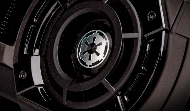 Galactic Empire fan detail