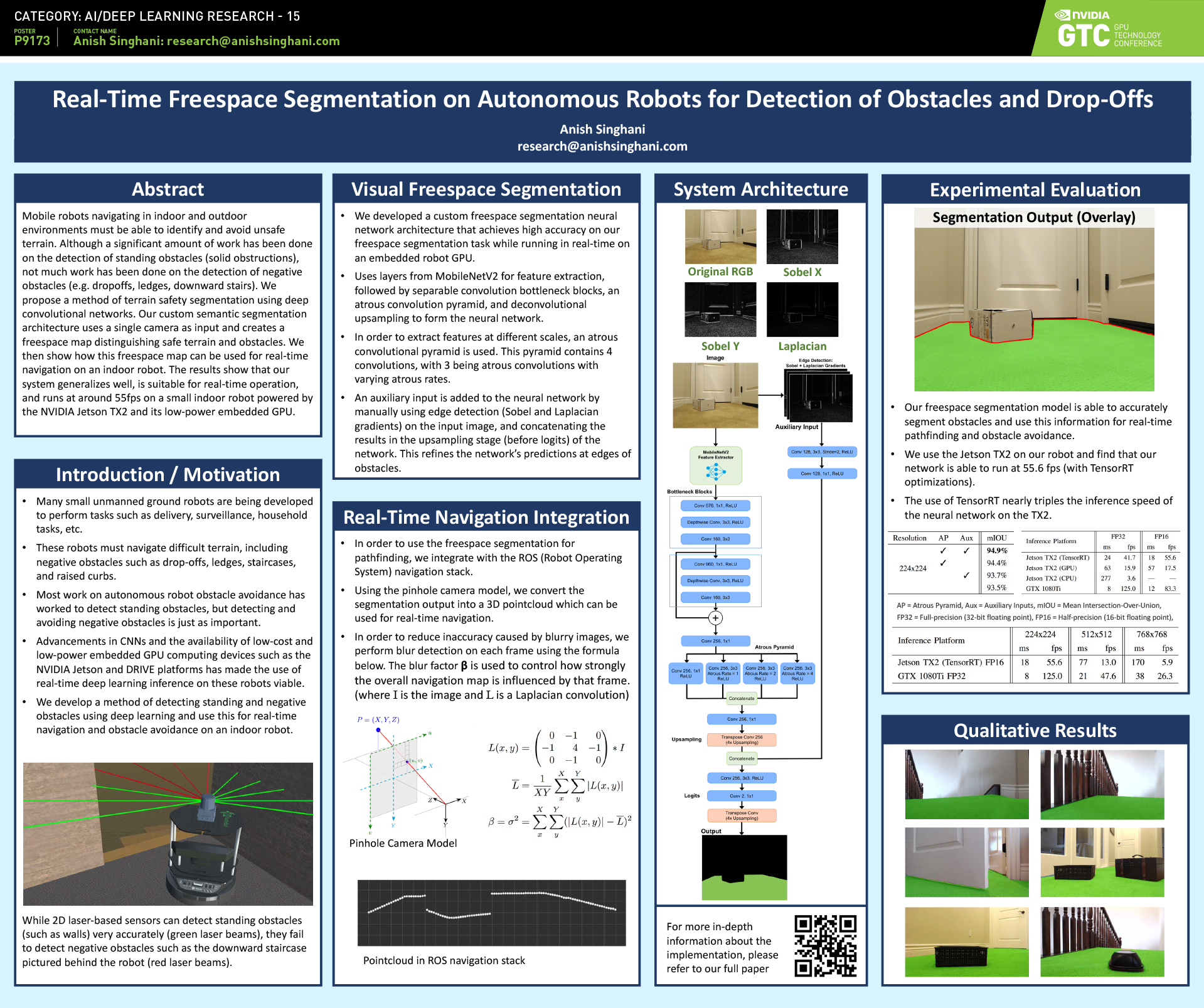 AI and Deep Learning Conference Posters | NVIDIA GTC 2019