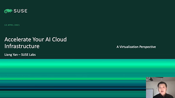 Accelerate Your AI Cloud infrastructure: A Virtualization Perspective