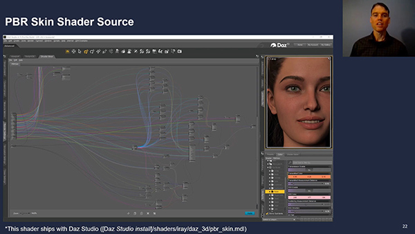 Rendering Realistic Figures: A Detailed Look at Skin Shaders Using Iray and MDL