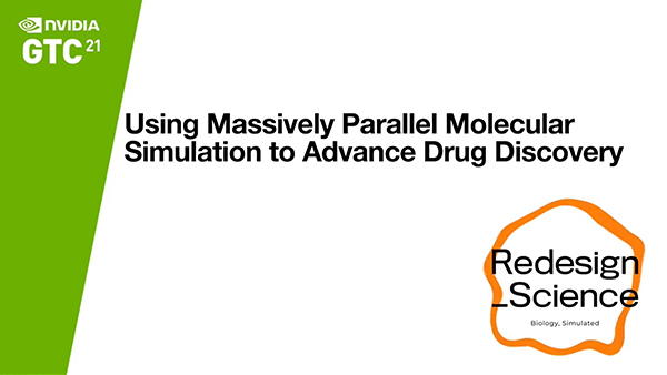 Using Massively Parallel Molecular Simulation to Advance Drug Discovery