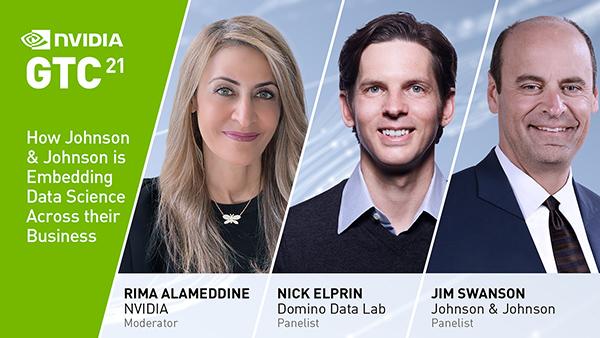 How Johnson & Johnson is Embedding Data                                     Science Across their Business