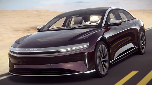 The Technology Behind Lucid Motors' Luxury Automotive Purchase Experience