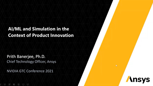 Using AI/ML to Accelerate Engineering Simulation (Presented by Ansys, Inc.)