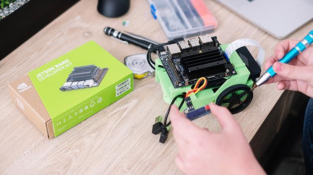 Discover the Power of AI and Robotics with Jetson Nano Developer Kits